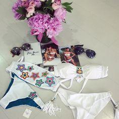 Noi ci prepariamo per il caldo!!  #nuoviarrivi #bikini #estate #sole #caldo #summer #shopping #instalike #picoftheday #ElementiNettuno