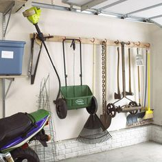 Tool shed makeover 3m diy best storage ideas and storage ideas - Build toolshed protect gardening tools ...