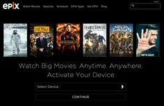 EPIX Becomes First Network To Offer Offline Video Downloads On Mobile Devices | TechCrunch