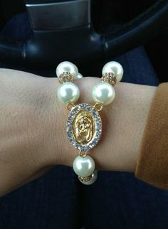 Wrists of Faith Rosary Bracelet,  Jewelry, Cross bracelet  rosary bracelet  swarovski crystal, Chic