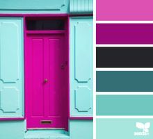 Modern, Funky Colour Palette #design #nottinghamprinters www.mrp.uk.com