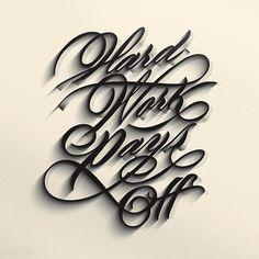 It does. #typo #typography #design #barneybarrett #barney-barrett #youcancallmehitch
