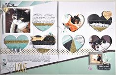 Artful Leigh: January 2016 Clique Kits Blog Share