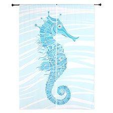 Seahorse Curtains