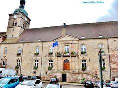 Luxeuil-les-Bains: Municipio ( © Jean Espirat ) - France-Voyage.com