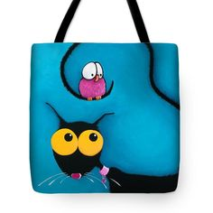 Whimsical Tote Bags by Lucia Stewart - Pretty in Pink Tote Bag by Lucia Stewart