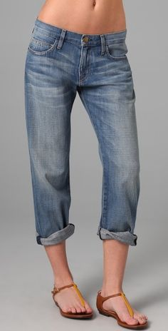 """boyfriend jeans...I wear these all the time and my husband doesn't UNDERSTAND, WHY are they """"boyfriend""""...hahahaha"""