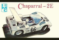 IMC Chaparral kit 1/25 scale