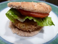 "No Crab  ""Krabby Patty"" recipe ... the kids will love this one!  Food | Ziggity Zoom"