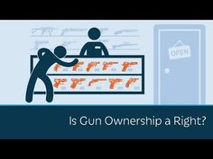 Is Gun Ownership a Right? | PragerU. What does the Second Amendment say? Is gun ownership a right for all Americans? Or just for a small militia? Eugene Volokh, Professor of Law at UCLA, explains what the Founding Fathers intended.