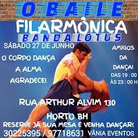 Blog Duchapeu : BAILE DA FILARMÔNICA - Banda Lotus - 27 de Junho