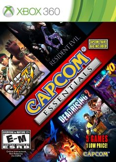 Capcom Essentials:Amazon:Video Games