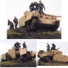 "1/35 scale Tamiya Panzer IV ""Bail Out"" by: Eamon Sheehan from: hsgalleries  #scalemodel #plastimodelismo #miniatura #miniature #miniatur #hobby #diorama #humvee #scalemodelkit #plastickits #usinadoskits #udk #maqueta #maquette #modelismo #modelism"