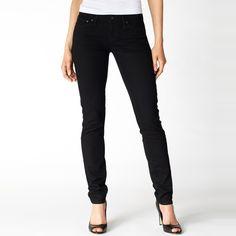 Rank & Style Top Ten Lists | Levi's Demi Curve Skinny Jeans #rankandstyle #denim #jeans http://www.rankandstyle.com/top-10-list/best-skinny-jeans-under-100/