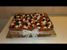 Slaná torta č. 5 (Salty cake n.5) - YouTube Salty Cake, Youtube, Desserts, Food, Tailgate Desserts, Deserts, Meals, Dessert, Yemek