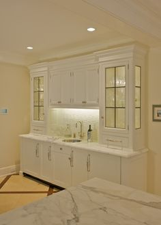 like the idea of some open cabinets... not sure i can afford to lose the counter space if they are so tall