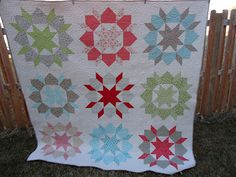 Love the colors  this Swoon quilt!