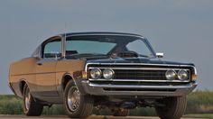 1969 FORD TORINO COBRA FASTBACK 428/335 HP, 4-Speed