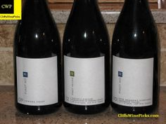 Three Pinots From La Rochelle