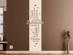 Wandtattoo Zuhause Banner im Flur Source by The post Wandtattoo Zuhause Banner im Flur appeared firs Wall Design, House Design, Room Divider Curtain, Hallway Walls, Cool Curtains, Kitchen Models, Butterfly Wall, Wall Quotes, Pattern Wallpaper