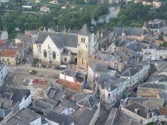 thouars, quartier St Médard