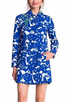 Desigual Blue Coat Brigo, Canada