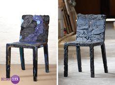 Dois designers mostraram que a reciclagem e reutilização podem ocorrer das formas mais inusitadas. Com a ideia de trazer vida a materiais usados, criaram duas soluções inspiradoras.  Veja mais em nosso blog!  http://decoraclick.com.br/decoracao-de-interiores-4/