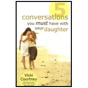 This was a great book. A few of the conversations are for later, but gives lots to think and pray about.