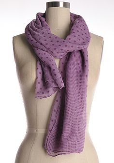 Grape Vine Scarf