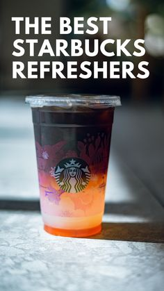 Have you just come from the gym or a jog around the park and need a quick way to be back feeling refreshed? These Refreshers from Starbucks will do just the thing you need by allowing you to feel replenished! In addition, this list will enable you to see the many other refreshers at Starbucks and provide you information on the drink itself. The perfect pick me up to any situation or event going on in your life! #starbucks Coffee Type, Black Coffee, Very Berry Hibiscus Refresher, London Fog Tea Latte, Cinnamon Dolce Latte, Types Of Coffee Beans, Strawberry Acai, Green Coffee Extract, Starbucks Refreshers