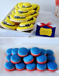 A Madeline in Paris Party #BookBites #Cookies #BooksToBed