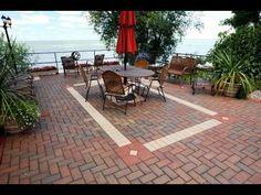 Elegant Backyard Brick Patio Ideas Brick Patio Ideas Youtube ...