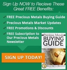 Sign Up for the Money Metals Newsletter