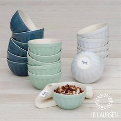 IBL Kitchenware, Tableware, Kitchen Inspiration, Shabby Chic, Cement, Dinnerware, Dishes, Kitchen Utensils, Porcelain Ceramics