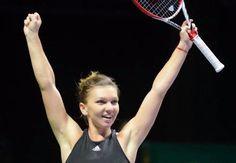 ...din provincie !: Simona iar cu Serena-in finala Turneului Campioane...