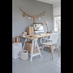 #interior_4_everybody Nice inspiration for a home office #homeoffice #homework #inspiring #decoration #creative #designer #details #decorative #interior #styling #interiordesign #inspiration #hjemmekontor