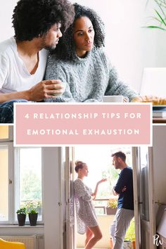 Dating exhaustion