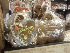 O verdadeiro Gingerbread, direto de Toruń, na Polônia.