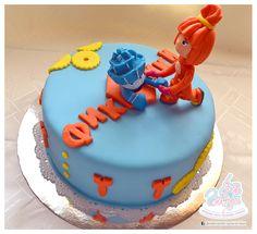Fixiki (Фиксики) cake https://www.facebook.com/katrin.smirnova.3958