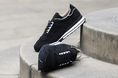 "adidas Originals ""Hirsch"" (Made in Germany) Black Pack"