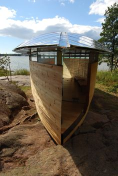 The Shaman Haven of the Kalevala