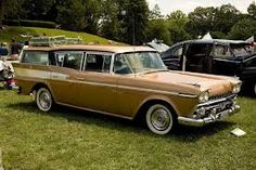Dad had a 1960 Ambassador almost identical minus the colored roof.