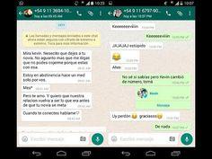 Como espiar Conversaciones de WhatsApp con solo el numero de la persona:http://bit.ly/2wynthP