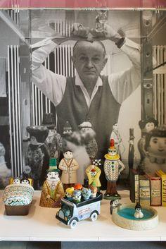 Alexander Girard @Herman Miller Asia Pacific Tokyo, Japan Store