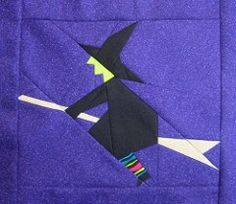 Witch Pattern with Stockings Modified by Kris Skovy