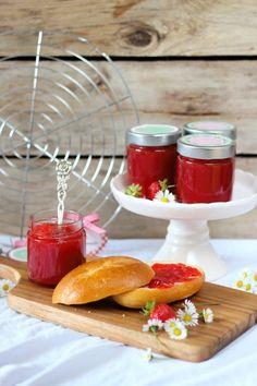 Strawberry-Daiquiri Marmelade