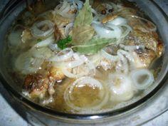 Dla smakoszy ryb słodkowodnych  ,w zalewie wg tego przepisu są  wyśmienite Grains, Chicken, Meat, Recipes, Food, Pisces, Meal, Eten, Hoods
