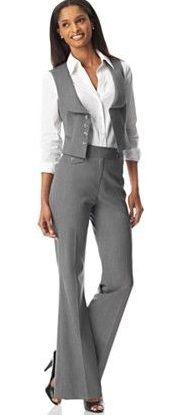 Summer fashional women office uniform (Suit vest   skirt) $20~$50 ...