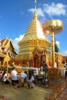 Chiang Mai, Thailand's most glamorous city.