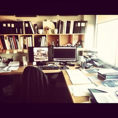 big giant desk